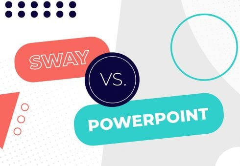 Sway vs PowerPoint? The case for per-Sway-sive presentations