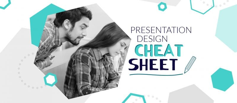 The presentation design cheat sheet