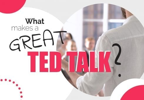 What makes a great TED talk?