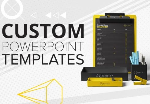 How to create a custom PowerPoint template