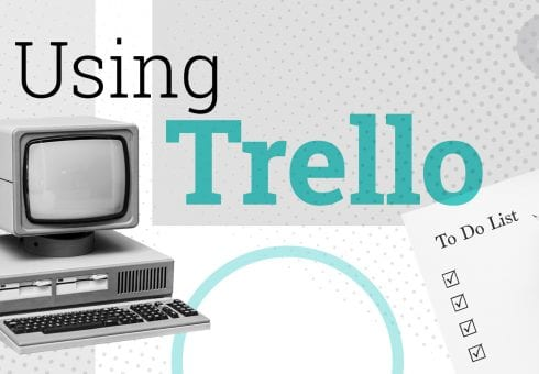 How to use Trello to plan your presentation