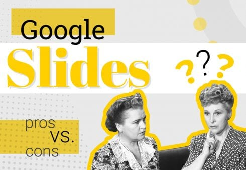 Order! Order! Case number B7 – Google Slides vs PowerPoint