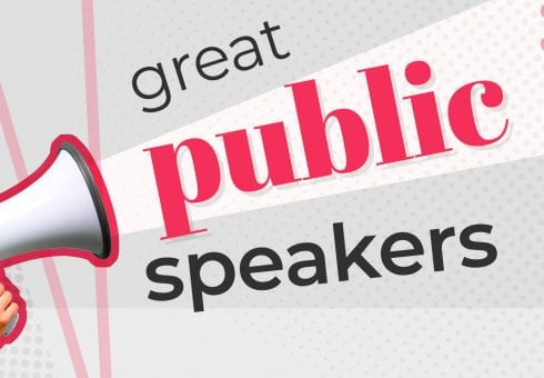 8 traits that great public speakers have in common