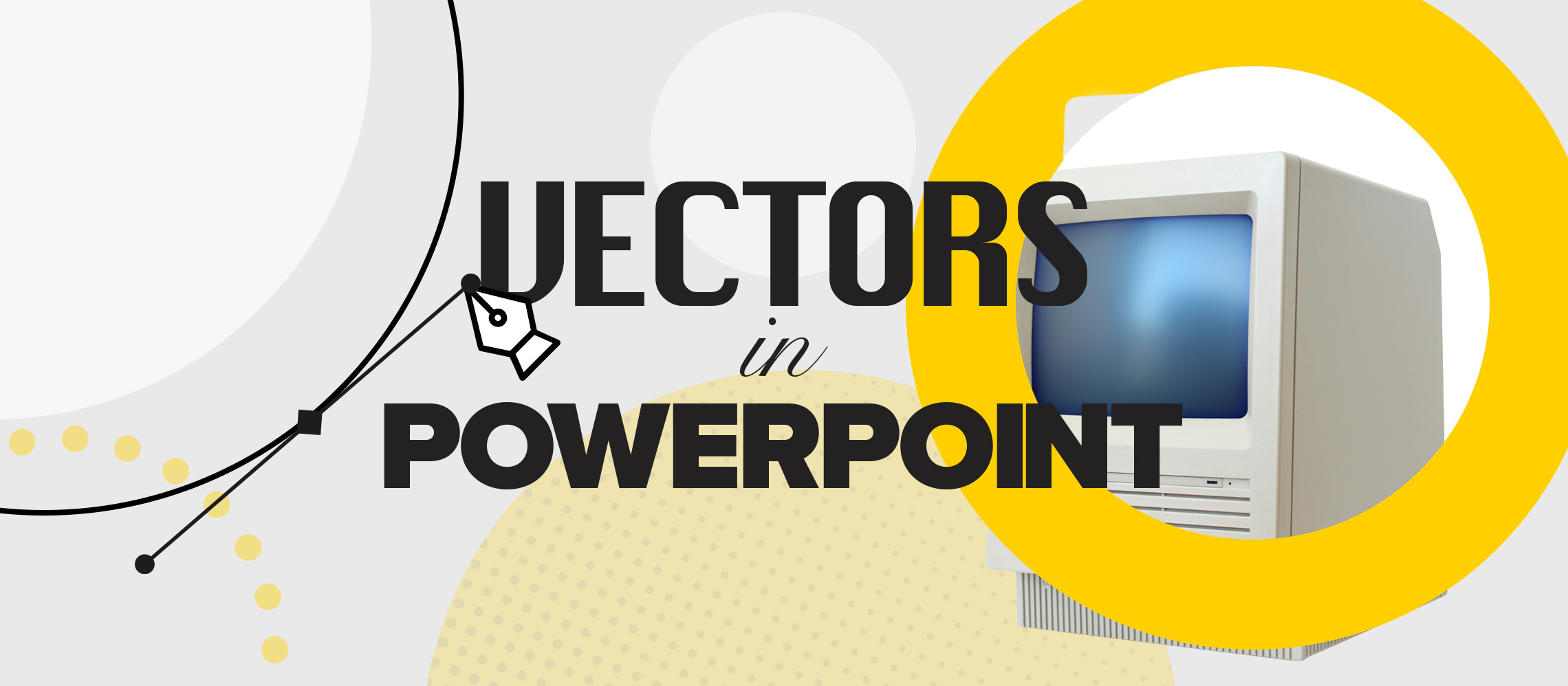 How To Use Vectors in PowerPoint | SVG, EMF & EPS Files