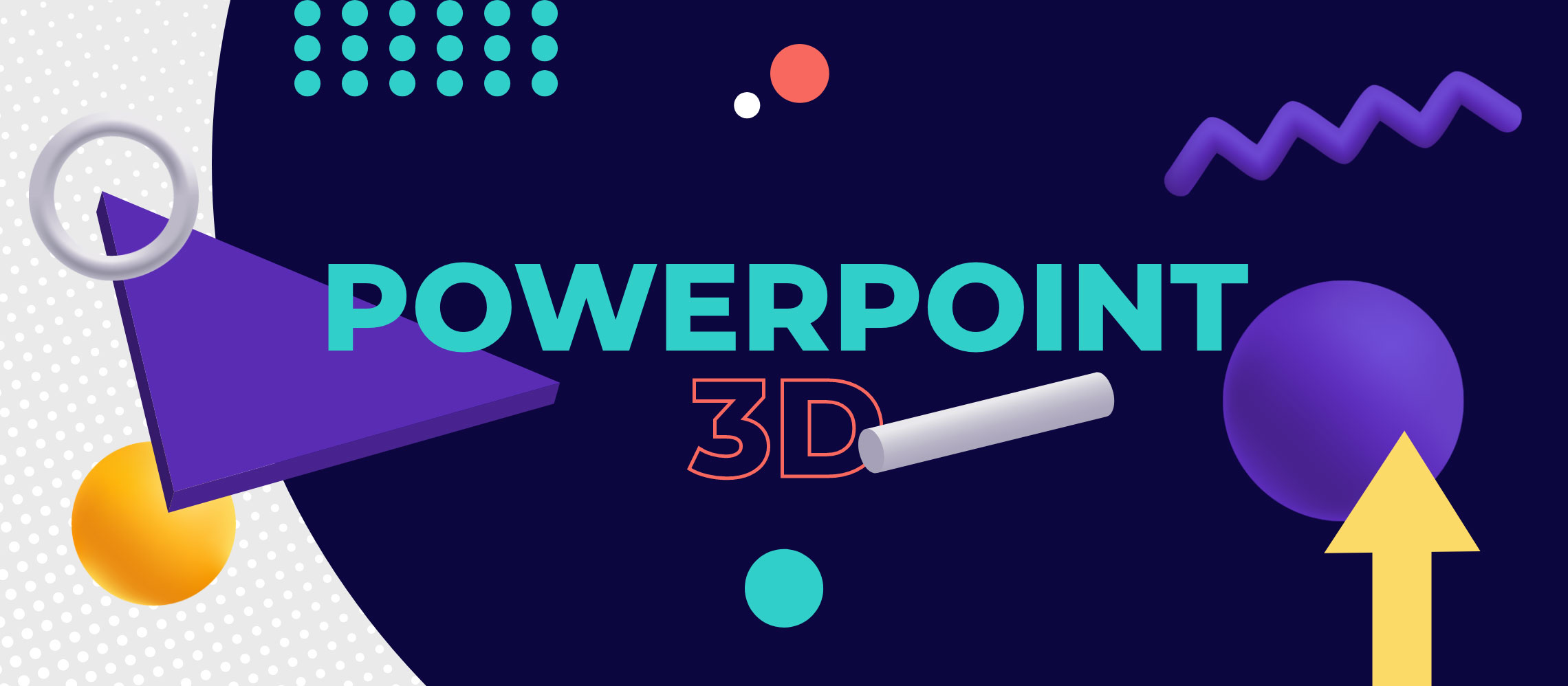 PowerPoint 3D: add another dimension to your presentation.