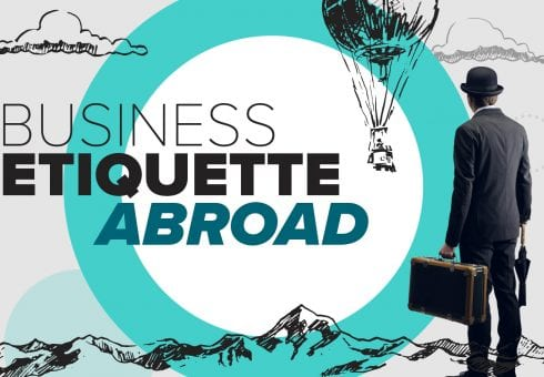 Tips on business etiquette abroad