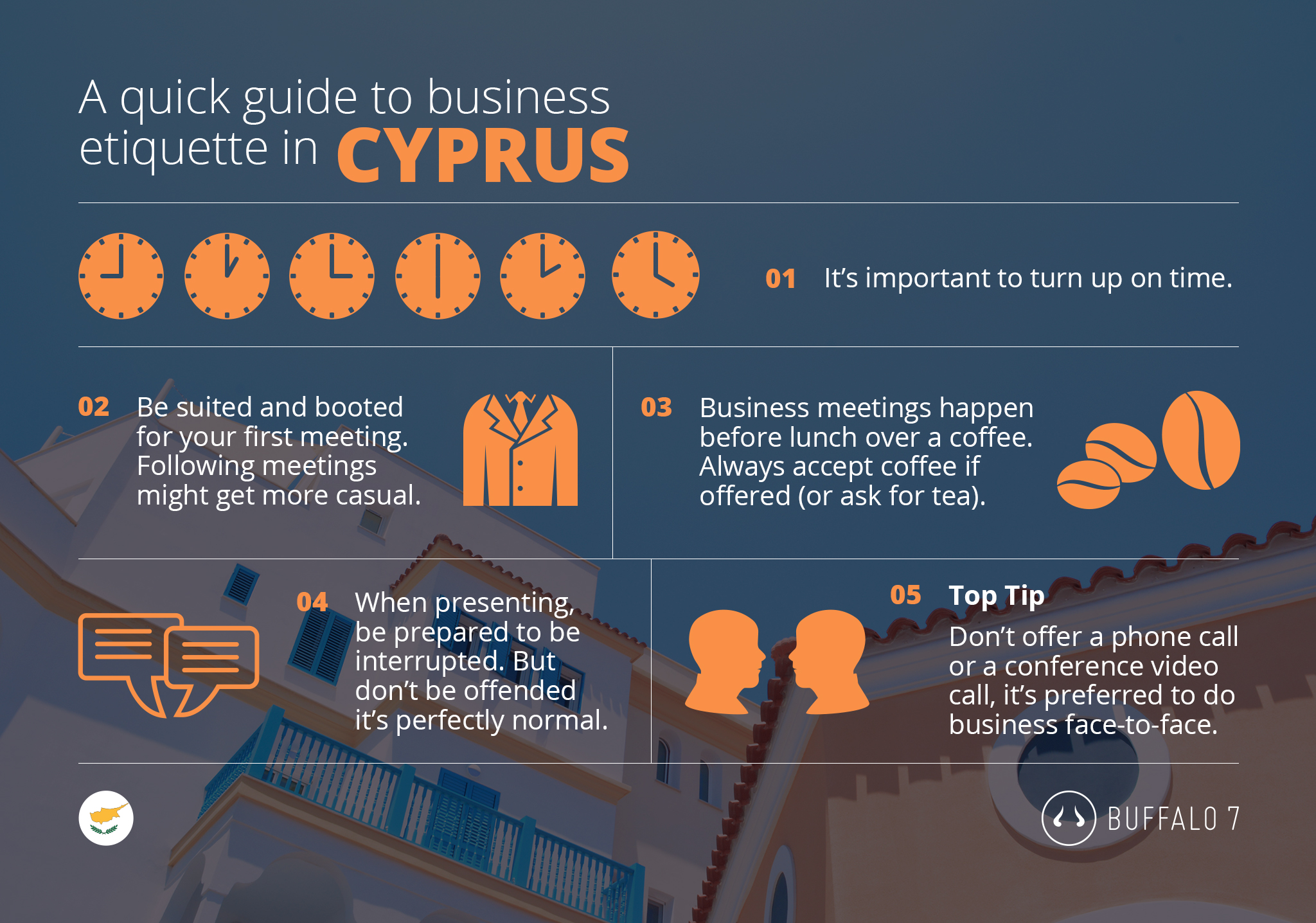 tips on cypriot business etiquette
