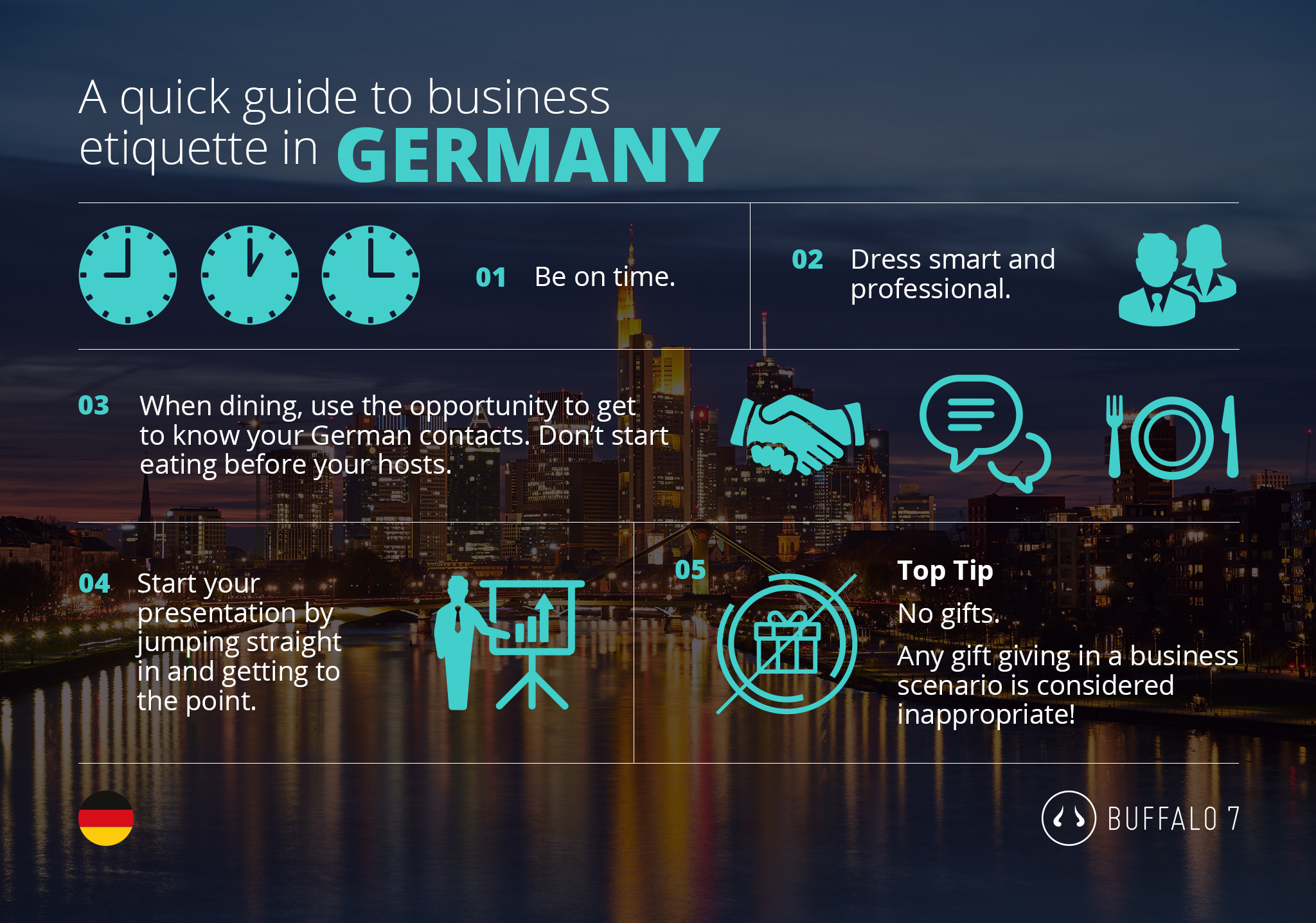 tips on german business etiquette