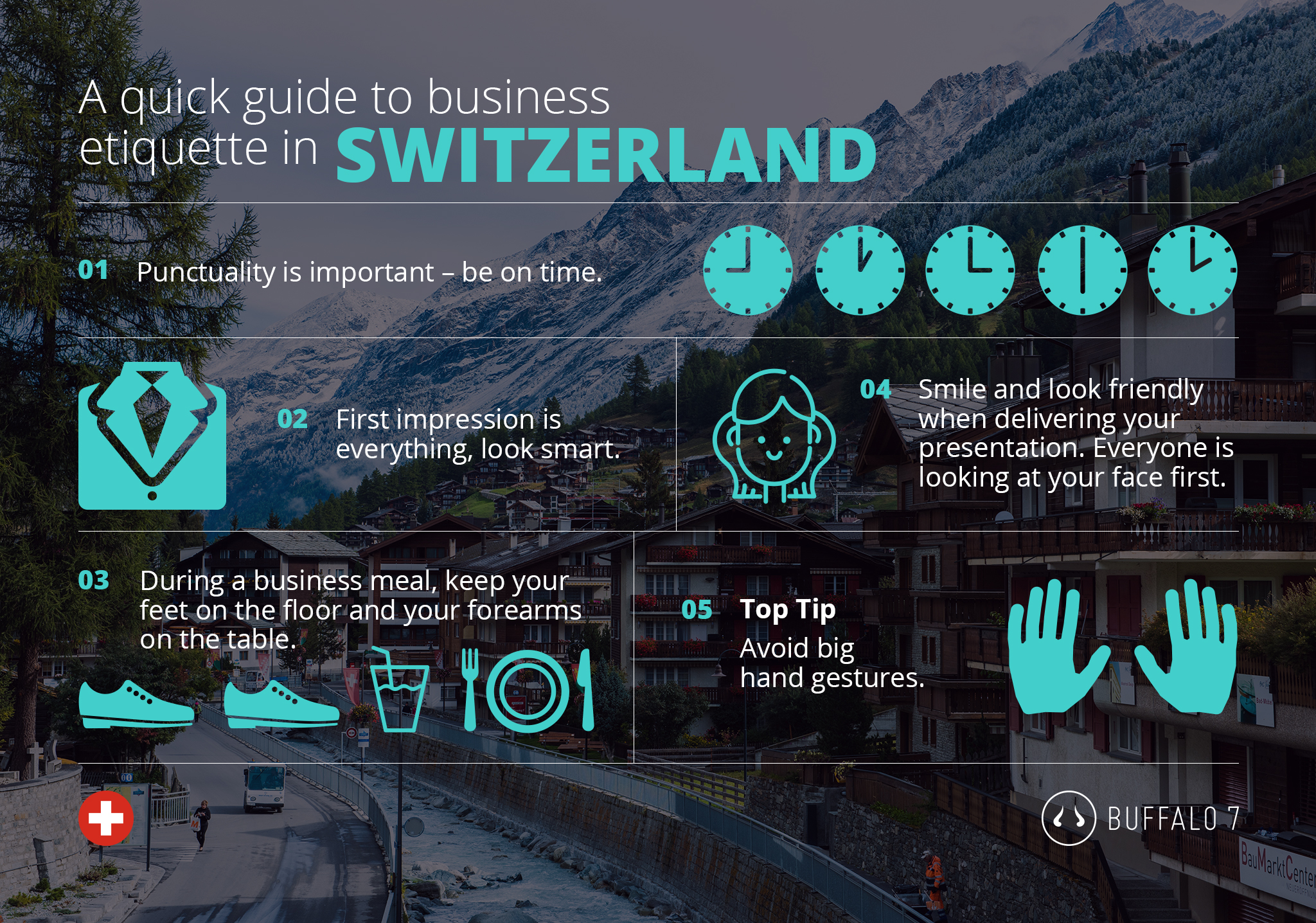 tips on swiss business etiquette