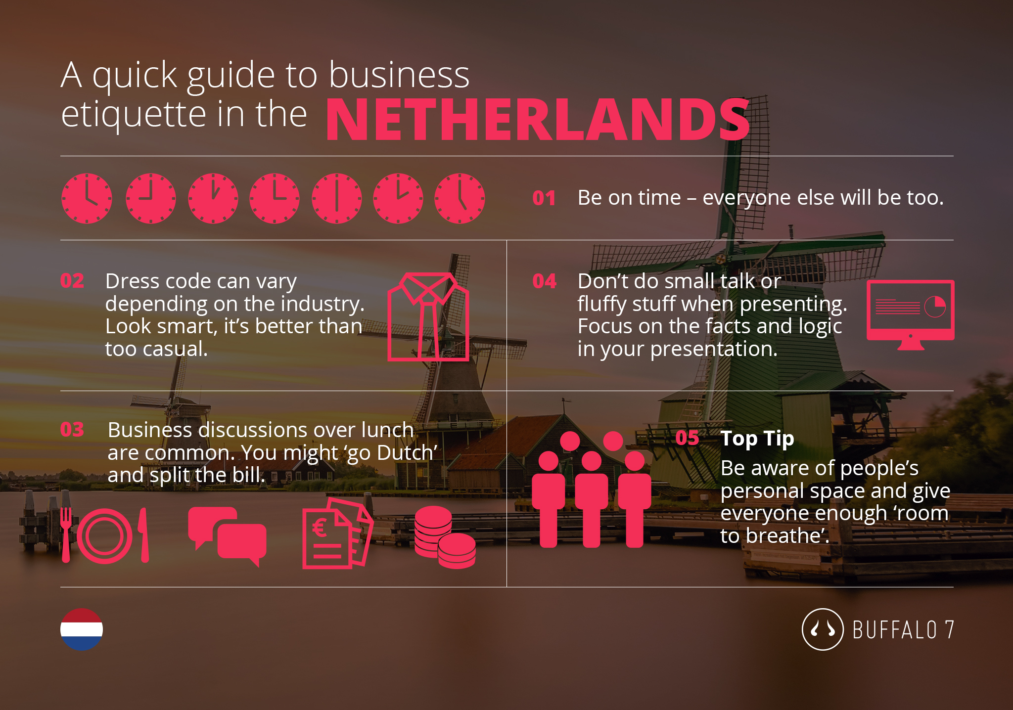 tips on dutch business etiquette