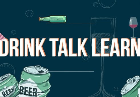 Drink Talk Learn (DTL): The rules to the PowerPoint presentation drinking game