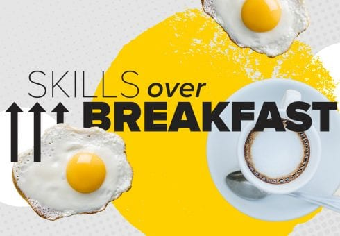 Event: Improve your presentation skills over breakfast