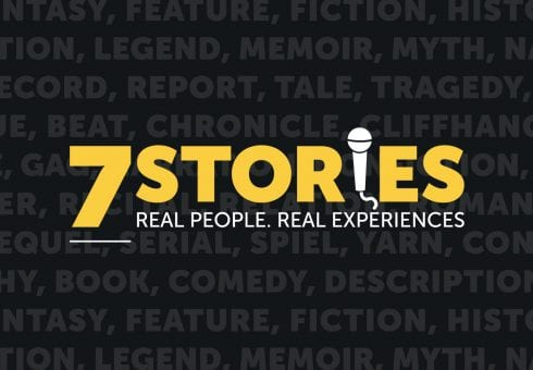 7 Stories: an evening of stimulating tales