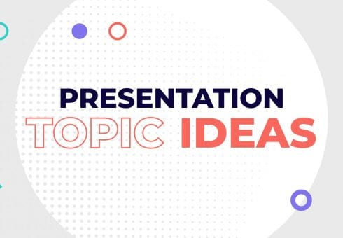 What you should do your presentation on: tackling the open brief