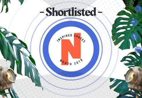 Inspiring stuff – Buffalo 7 makes the shortlist for Inspired Spaces North 2018