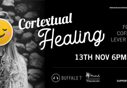 Cortextual Healing art event is good for your mental health