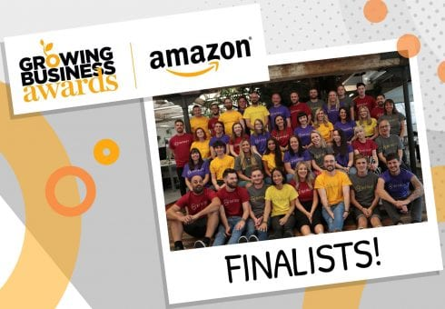 Buffalo 7 a finalist for the Amazon Growing Business Awards 2018
