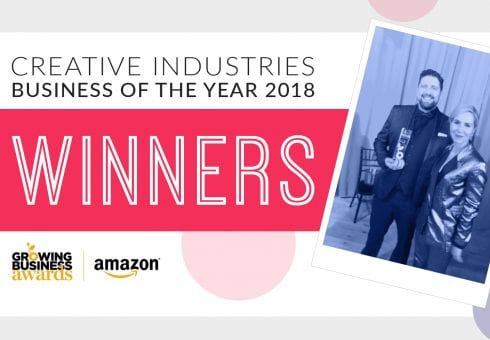 Buffalo 7: Creative Industries Business of the Year, 2018