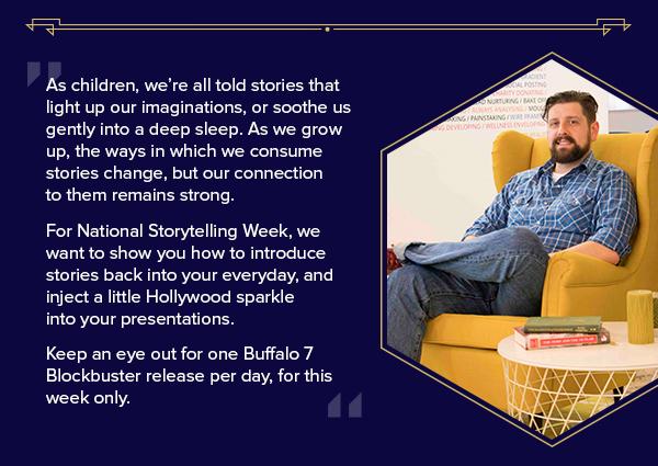 National Storytelling Week quote