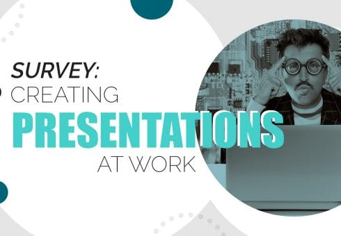 Survey: Creating presentations at work