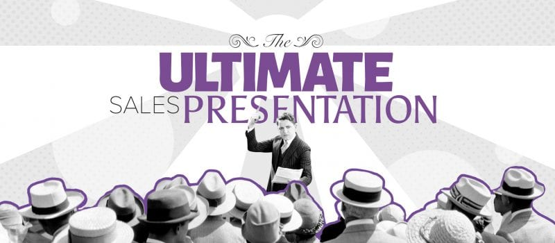 How to deliver the perfect sales presentation