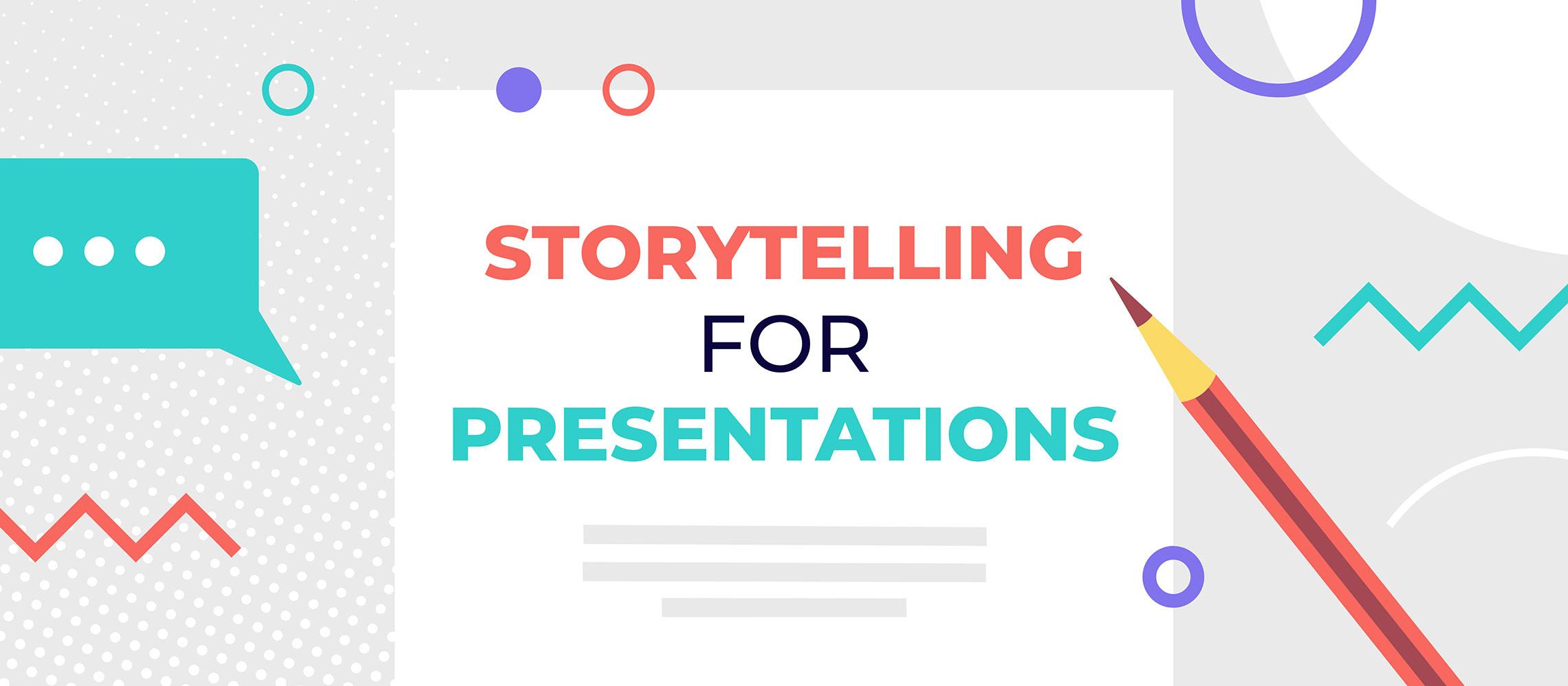 presentation storytelling blog header