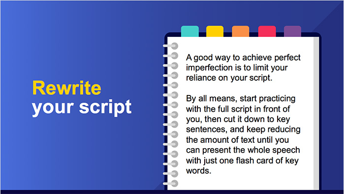 script for presentation