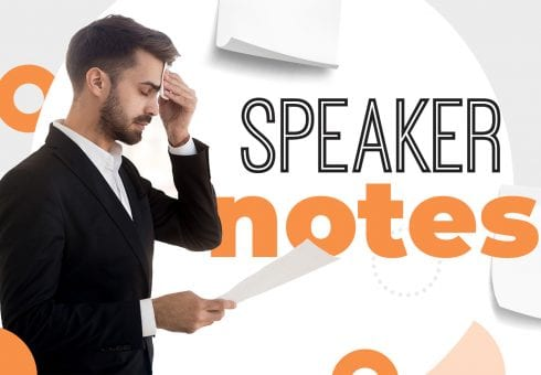 How to use speaker notes in PowerPoint