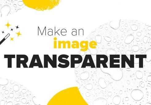 How to make an image transparent in PowerPoint