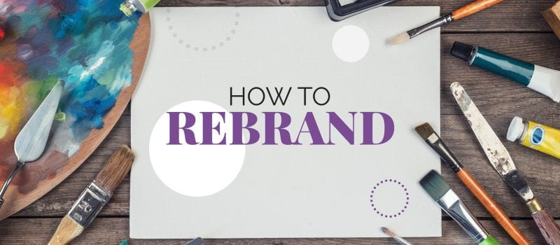 Rebrand yourself: tips for writing your next chapter