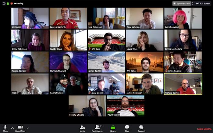 Buffalo 7 pub quiz virtual attendees