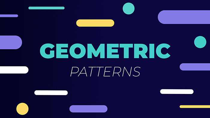 geometric pattern design trend