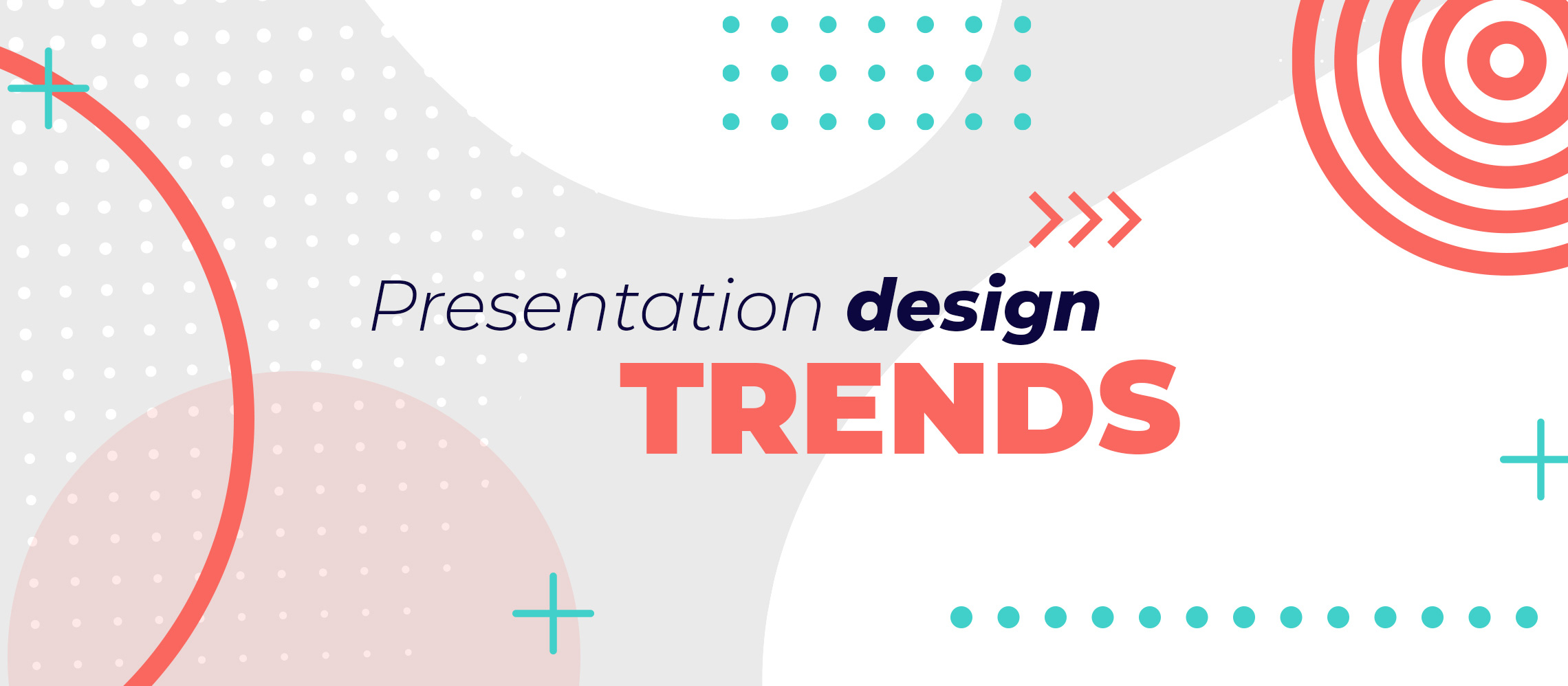 9 design trends for summer 2020 to update your next presentation