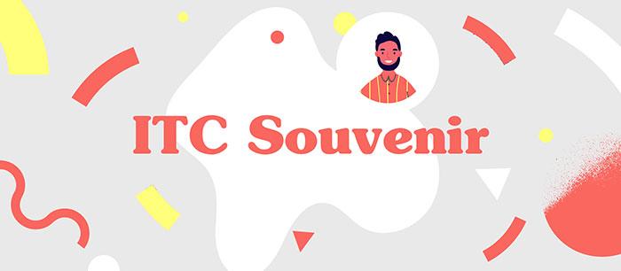 ITC Souvenir font