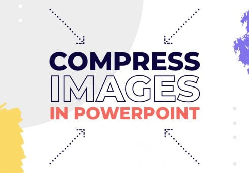 Compress images in PowerPoint to set yourself up for success