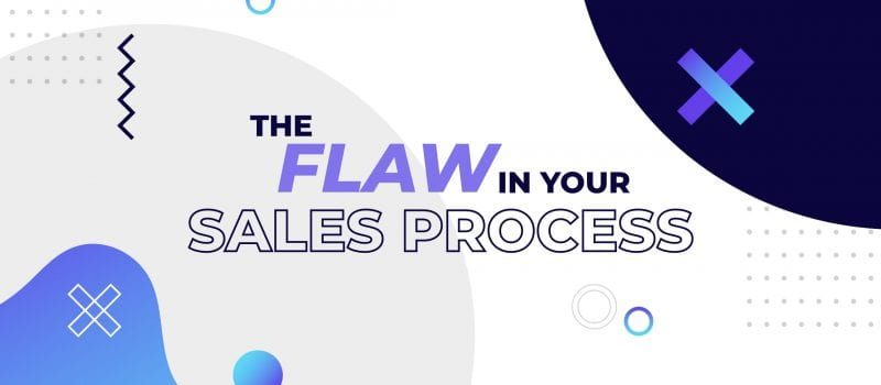 The fundamental flaw in your customer acquisition process