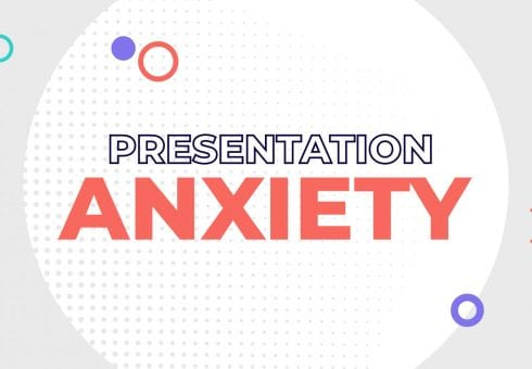 The power to overcome presentation anxiety is already within you