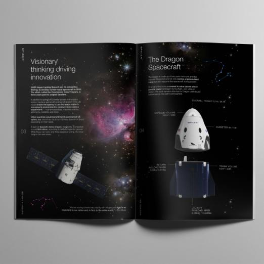 SpaceX Brochure