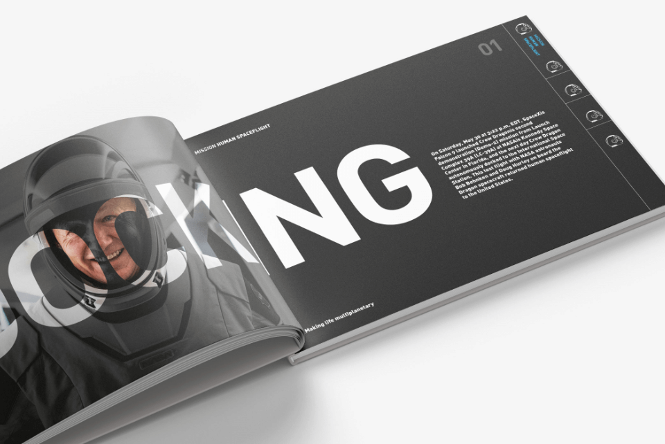 SpaceX Booklet