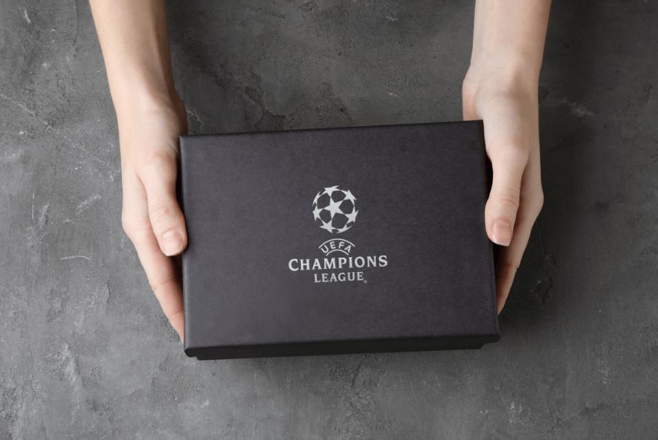 UEFA box