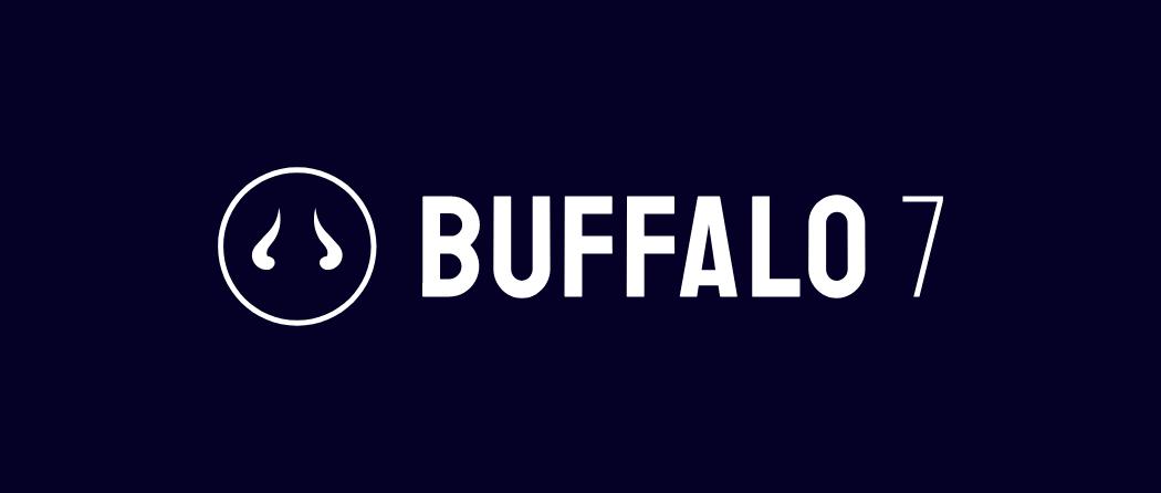 New Buffalo 7 logo 2021