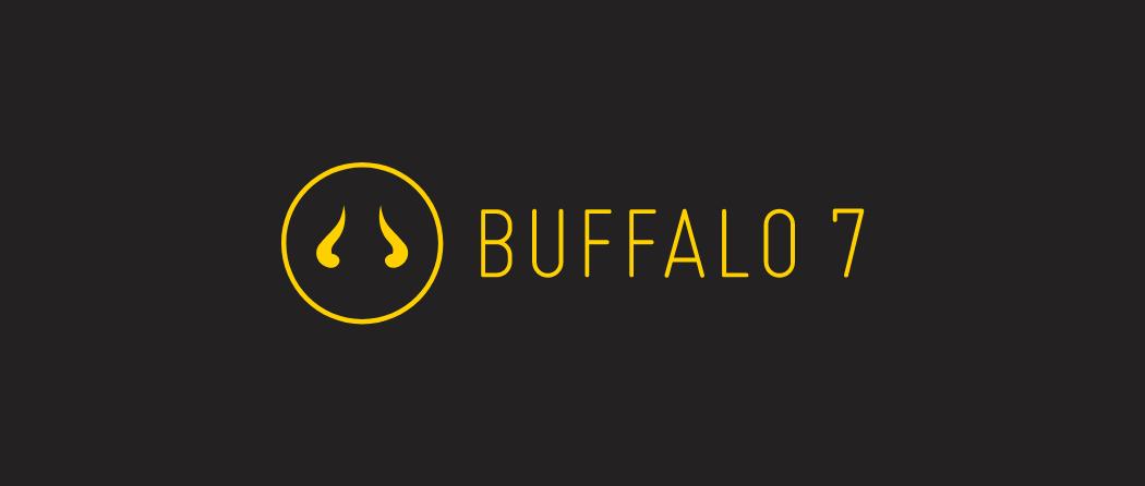 Old Buffalo 7 logo